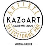 artiste sélectionné par KAZoART